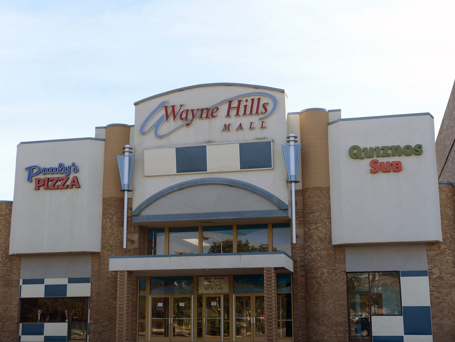 Wayne Hills Mall, Sept. 24, 2014.
