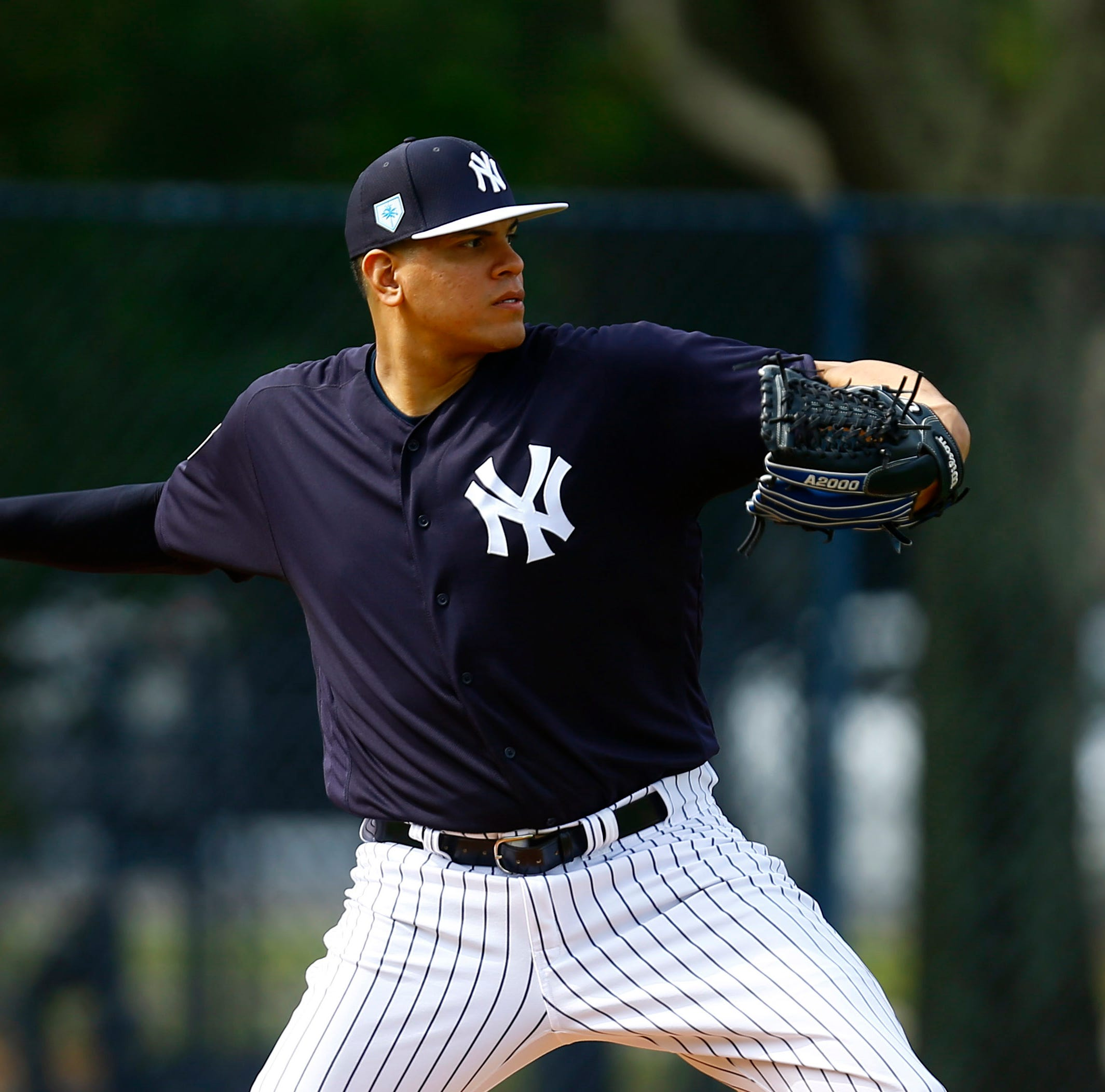 Dellin Betances getting closer to returning to the Yankees' bullpen