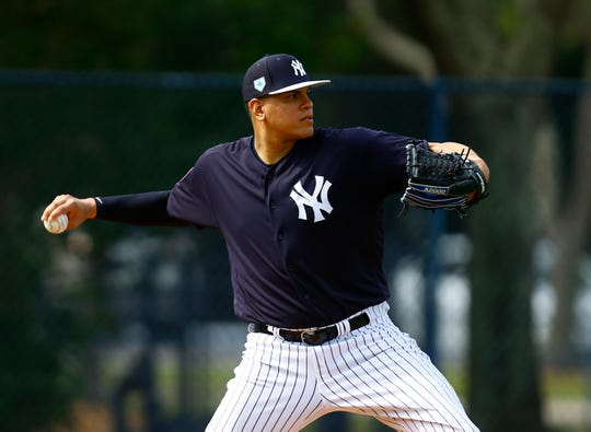 Dellin Betances is a key member of the Yankees' bullpen.