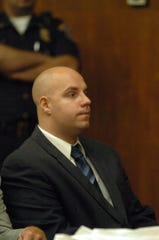 86765 Hackensack NJ 9/27/2011  John Katsigiannis of Fair Lawn in court .