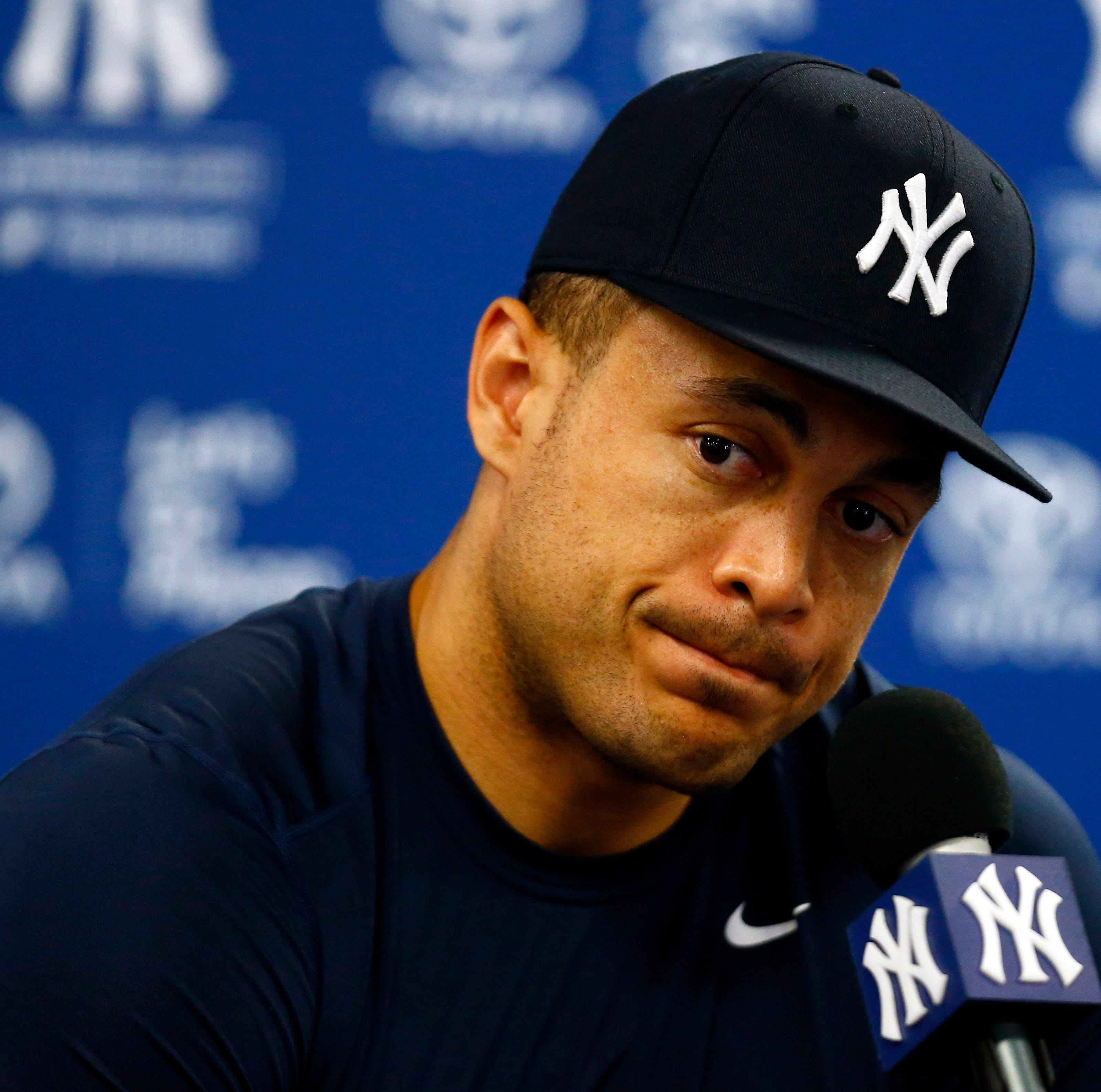 Giancarlo Stanton confident heading into second season with Yankees