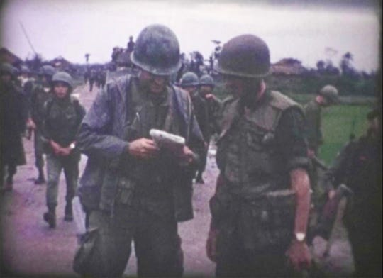 U.S. combat advisors played a key role in preparing the South Vietnamese army for the conflict with the north.