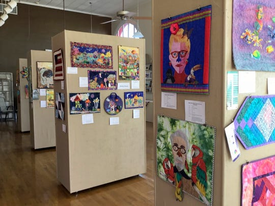 The Deming Arts Council is hosting a quilt show through February 27, 2019 at the Deming Art Center, 100 S. Gold St. The art was created by members of the Deming Quilting B. Traditional and many art quilts are featured on the floor of the DAC and hanging. Gallery hours are 10 a.m. to 4 p.m. on Monday through Friday. Visit the DAC website at www.demingarts.org or find them on Facebook.