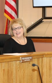 District 5 Eddy County Board of Commissioner Susan Crockett supports a resolution making Eddy County a Second Amendment Sanctuary County.