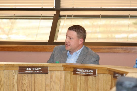 District 2 Eddy County Board of Commissioner Jon Henry wants to make Eddy County a Second Amendment Sanctuary County.
