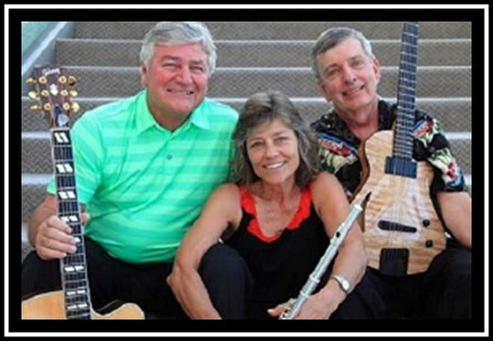 The Flute and Fret Boys have a decidedly feminine center, and will perform  Feb. 24 at the Capitan Library.