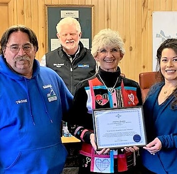 Ruidoso village employees celebrated