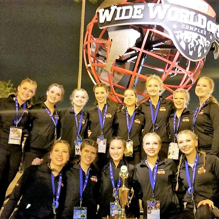 Northville High School dance team earns hip-hop success