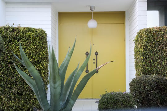 The Palm Springs Door Tour took place on Sunday, February 17, 2019