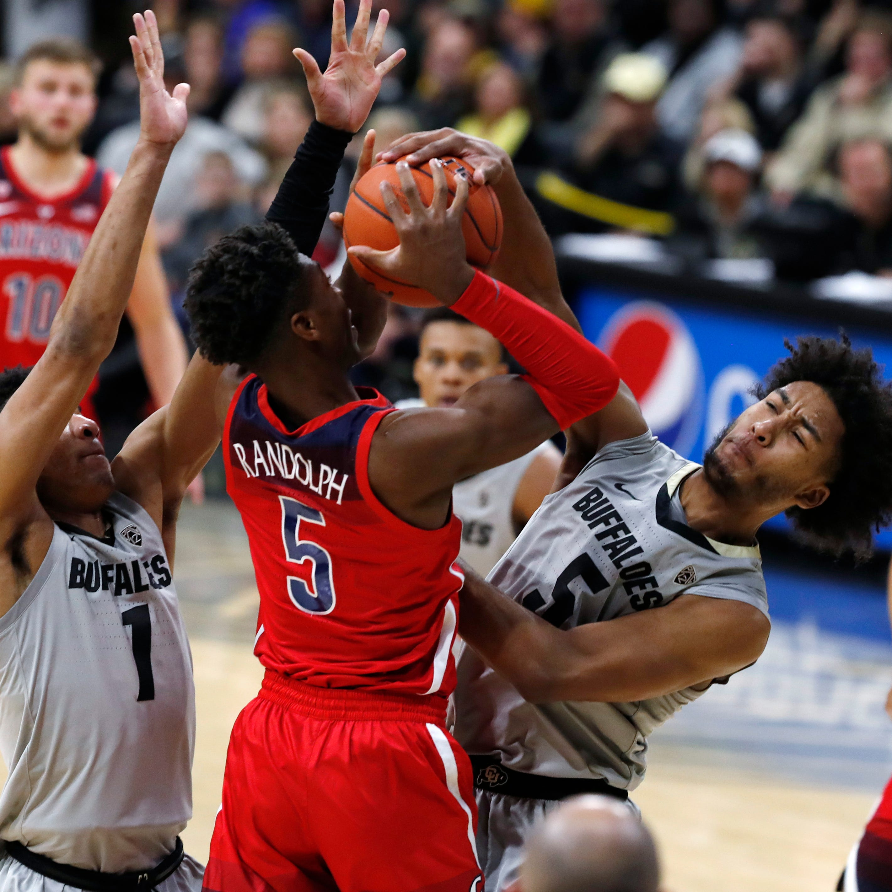 Colorado sends Arizona Wildcats to first seven-game losing streak since 1982-83 season