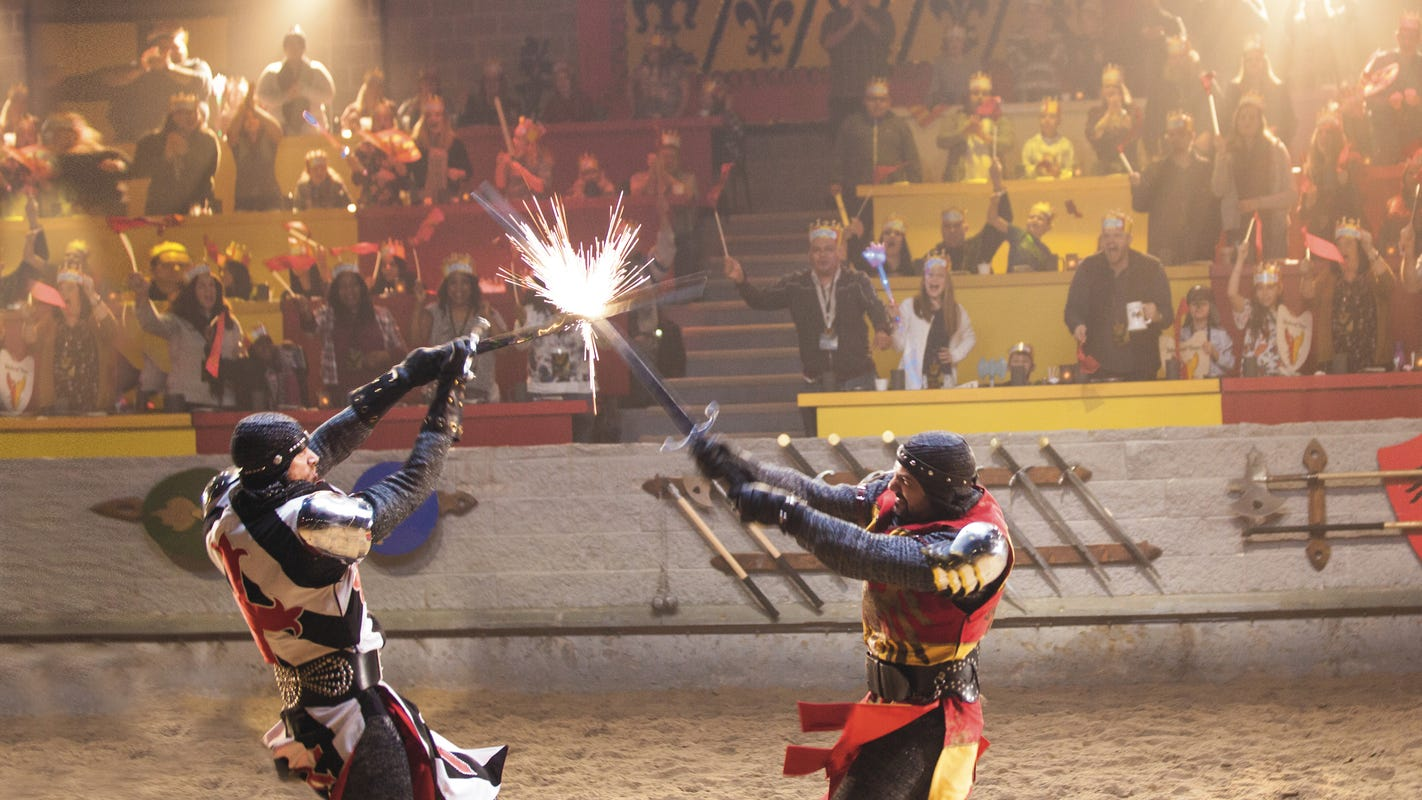 Huzzah! The Medieval Times jousting dinner theater opens near Scottsdale on Aug. 2