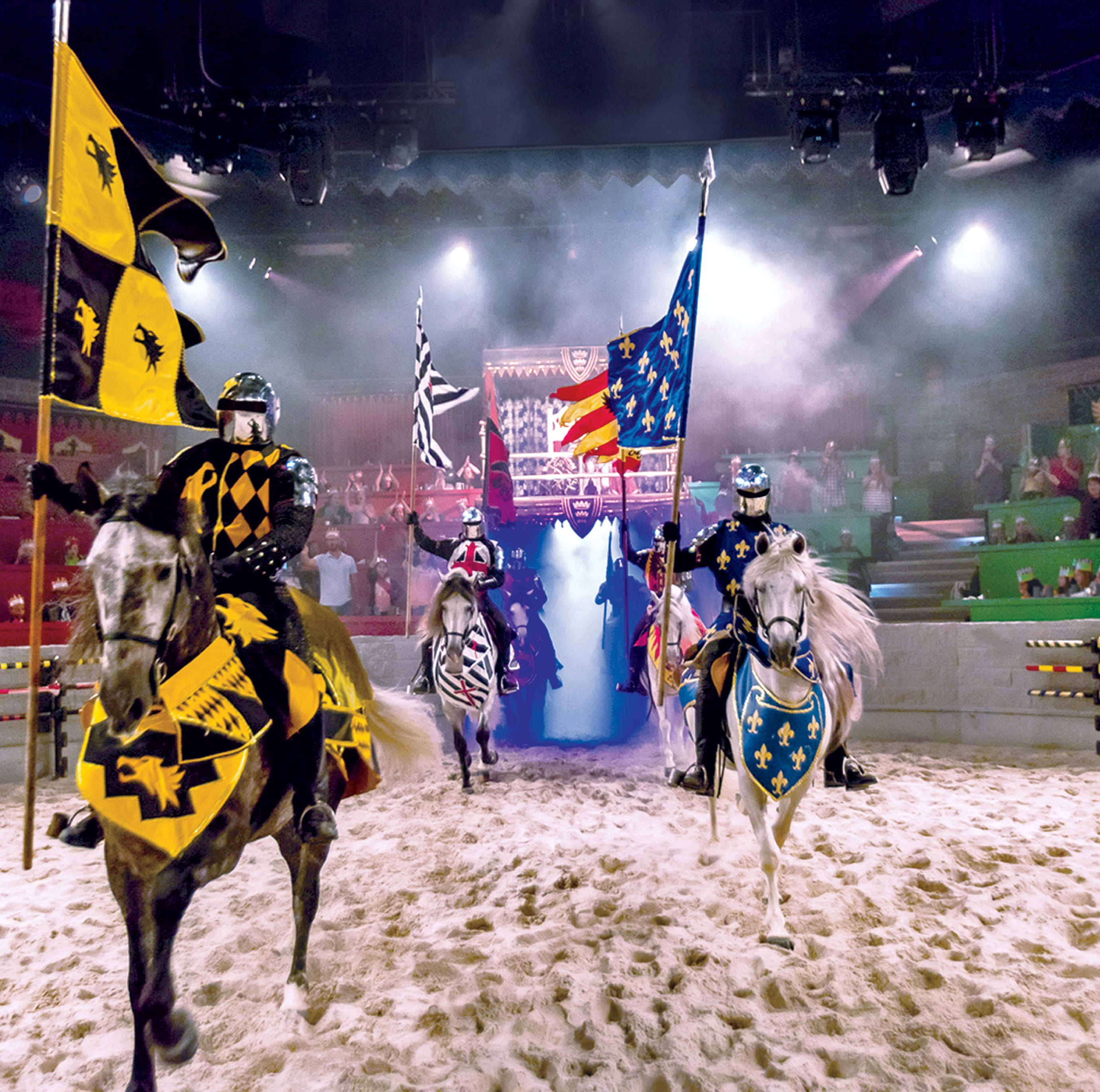 Knight fights are coming: Medieval Times Phoenix location opens this summer