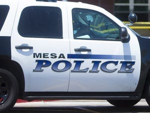 Mesa officers used bean bag rounds and a stun gun to subdue a woman who was threatening to commit suicide with a knife Sunday afternoon, police say.