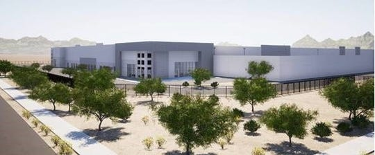 Stream Data Centers will rehab a 418,000-square foot facility in Goodyear and open in 2020.