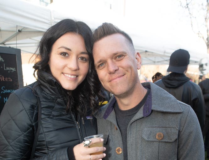 The drinks were stiff, the weather was cold, and the competition was steep at the Devour Phoenix Bartending Competition Feb. 17, 2019, in Phoenix.