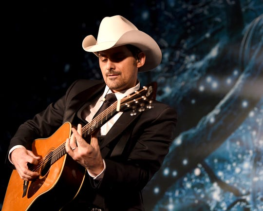 Tickets for Brad Paisley's performance in the Valley will go on sale at 10 a.m. Friday, Feb. 22.
