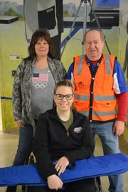 Paralympic Athlete of the Year and Camp Perry range native Taylor Farmer also competed at the Camp Perry Open.