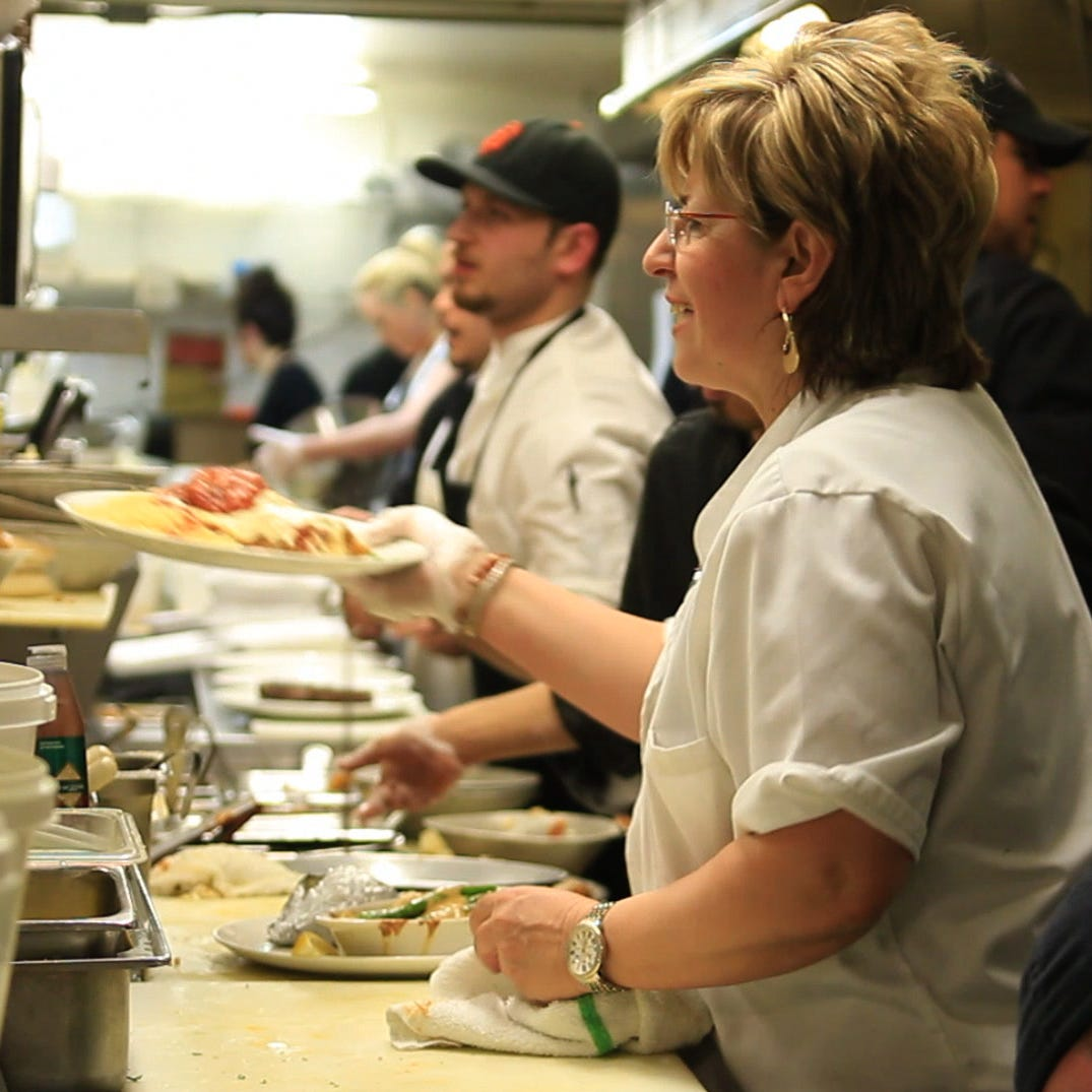 'A Fine Line' premieres March 1 at CIA; turns spotlight on women in culinary world