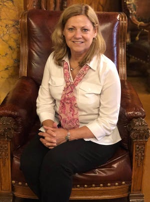 Judith Higgins, a former Democratic candidate for state senate, is running for the York County Board of Commissioners.
