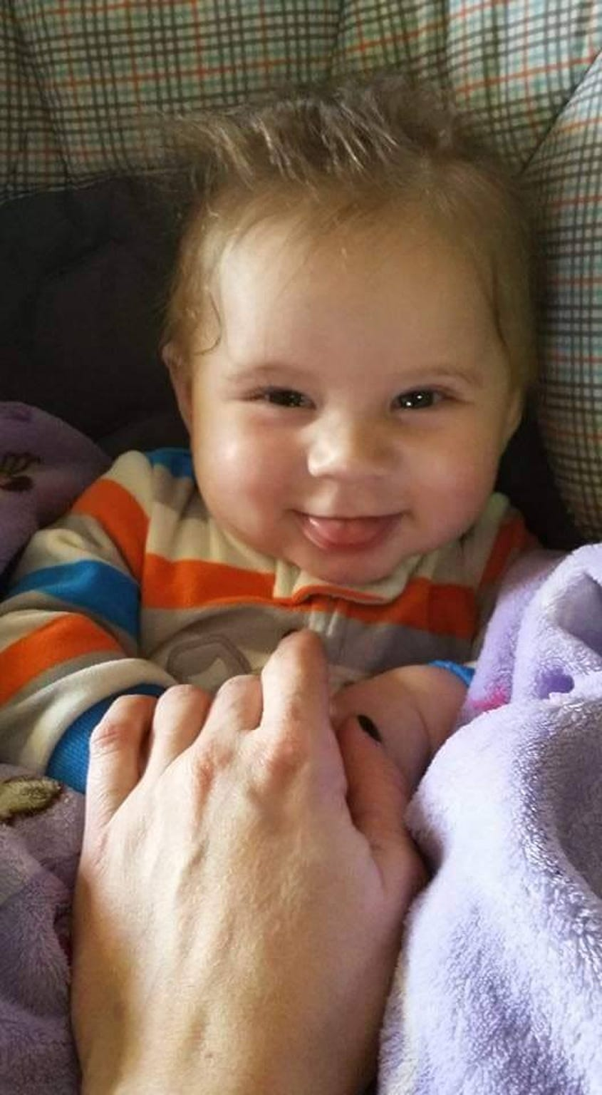 Dante Mullinix, his aunt said, was a happy baby. But he was nonverbal and had problems chewing and swallowing food. Loved ones suspect that he might've had autism — but he was not formally diagnosed with the disorder.