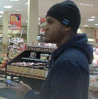 Do you know this man suspected of indecent exposure at a York Township grocery store?