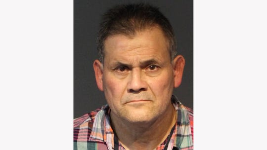 Gary Berg was arrested as a suspect in a stabbing in West Sparks on Friday