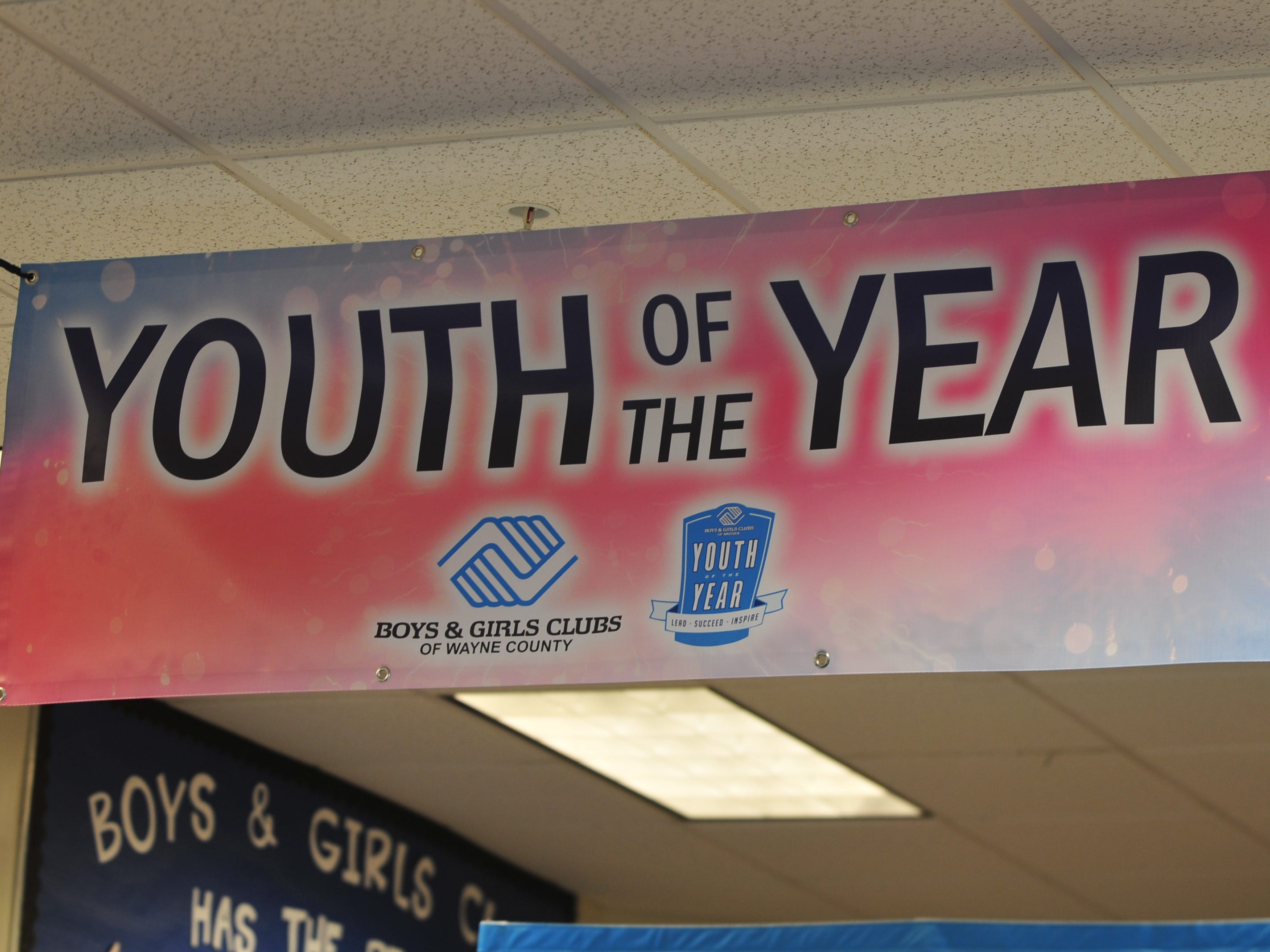 The Boys and Girls Clubs of Wayne County conducted its Youth of the Year competition and luncheon Monday at the Jeffers Unit.