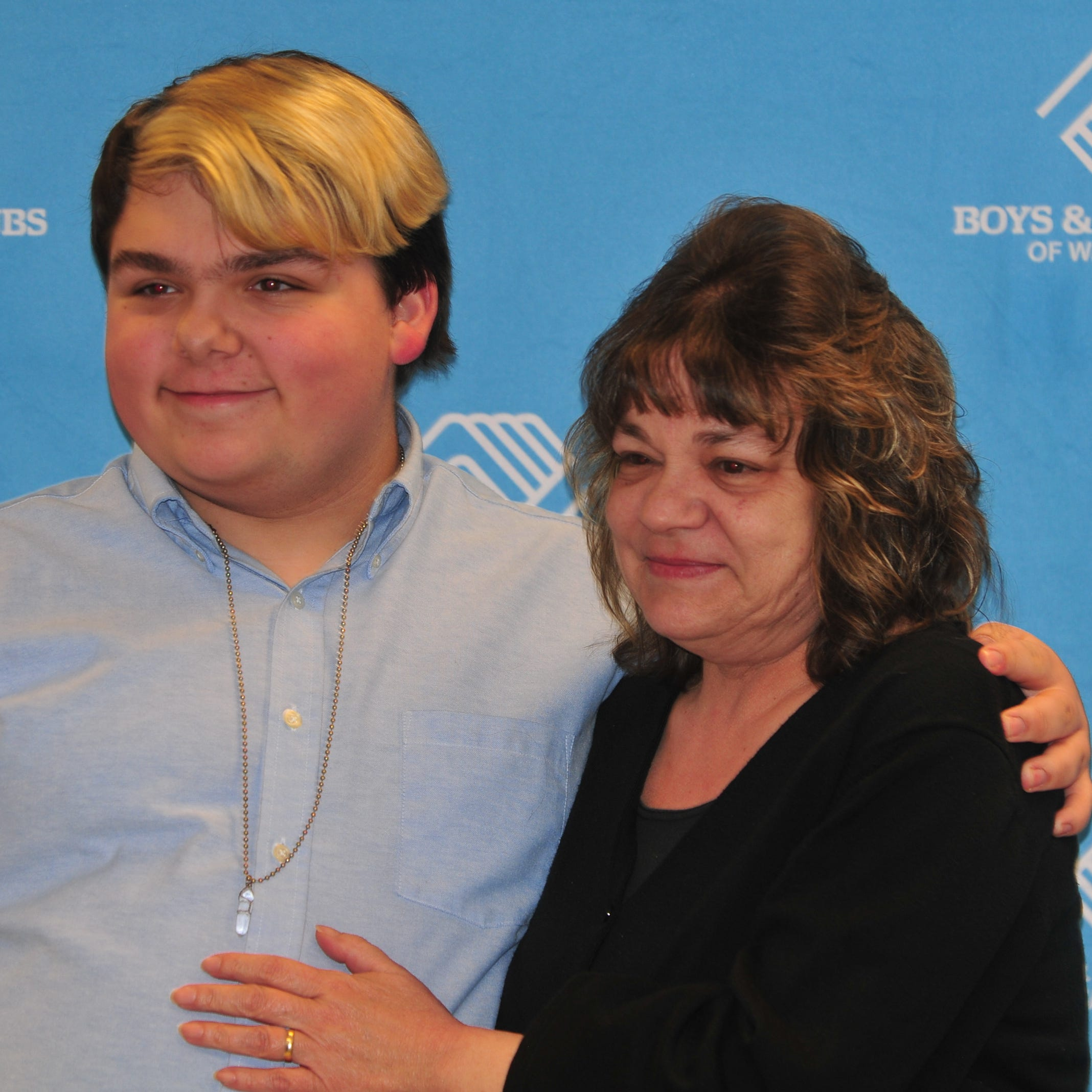 Smiles abound for Boys and Girls Club's Youth of the Year selection