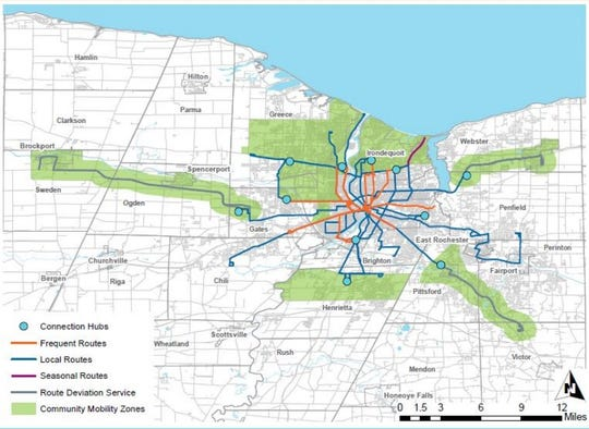RTS is outlining plans for seven suburban zones they say will be different, but better, than what exists today.