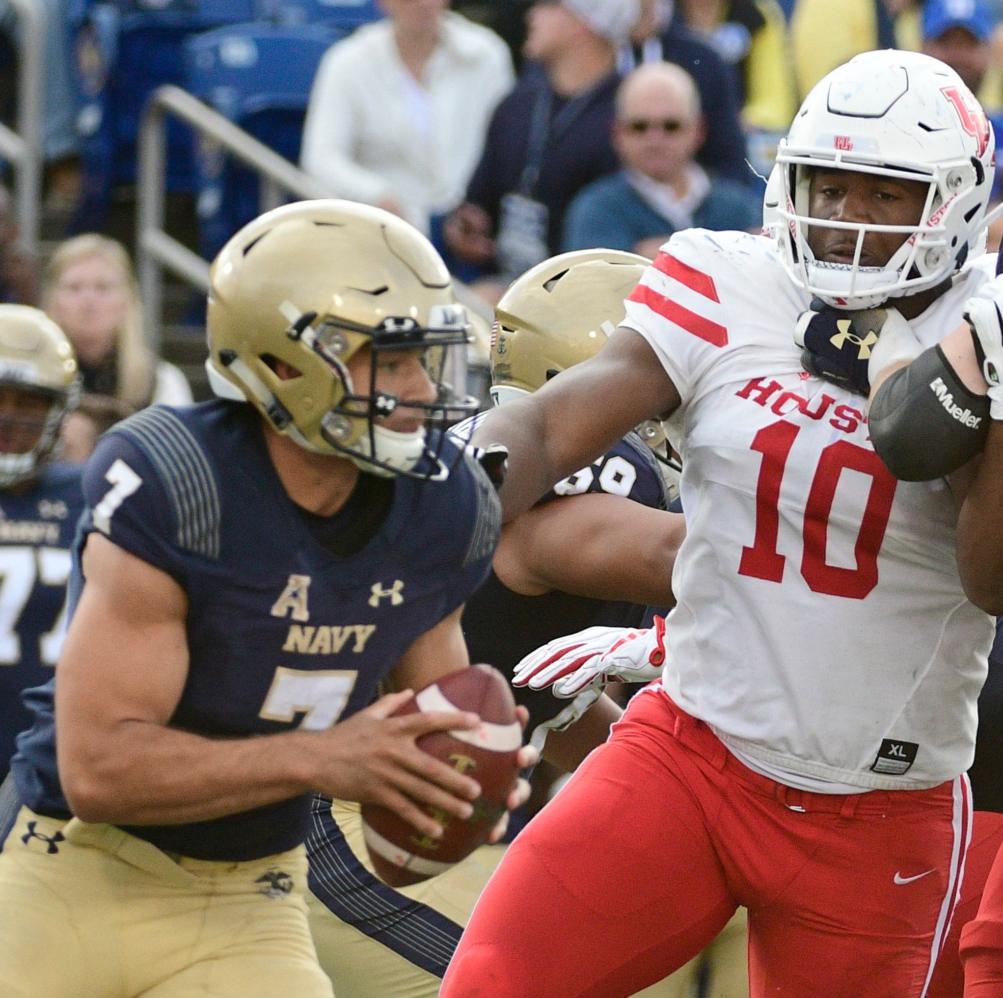 Houston's Ed Oliver could be Buffalo Bills target in first round of NFL Draft