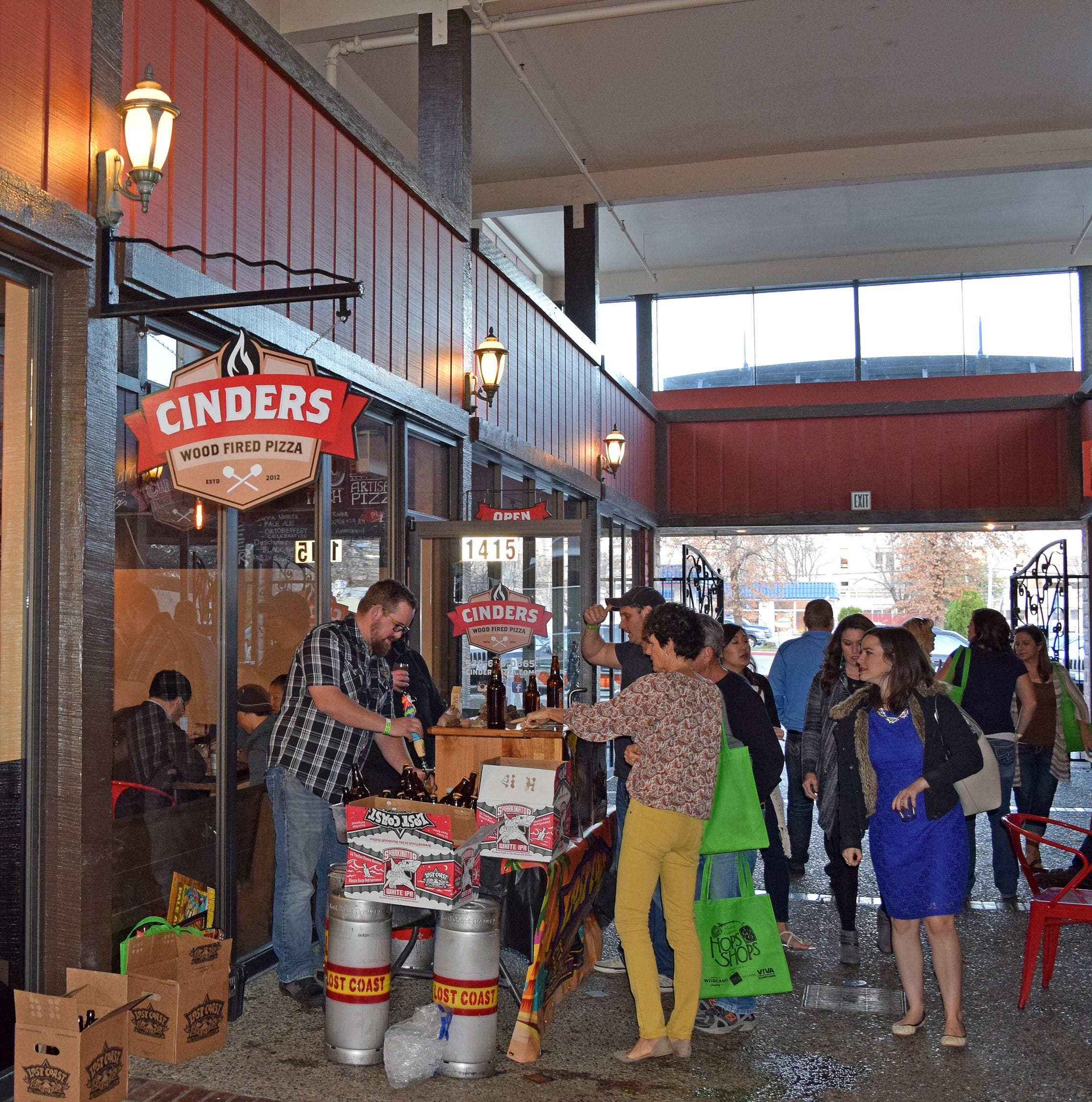 There's a beer and boutique bonanza Saturday in downtown Redding