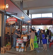 Hops & Shops event features craft beers and boutique shopping in downtown Redding.