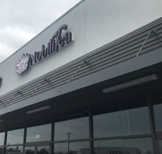 NobiliTea, 5582 Sherwood Way Suite 300, will open its doors at 9 a.m. Thursday, Feb. 21.