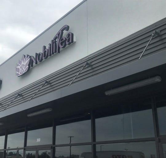 NobiliTea,5582 Sherwood Way Suite 300, will open its doors at 9 a.m. Thursday, Feb. 21.