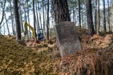 Archaeologists have discovered what appear to be several unmarked graves in unincorporated Frankford, Delaware on the site of a planned development.