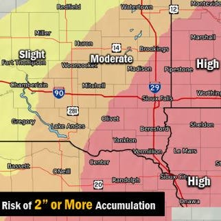 NWS: More snow on the way this week