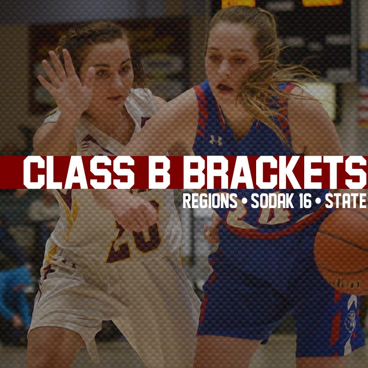 #SDBasketball19: Class B girls region pairings, scores