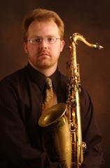 Director of Jazz Studies at Texas Tech University Steve Jones