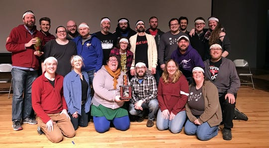 Team Stefan's Dream took home first place at the 2019 Trivia Weekend held by St. Cloud State and radio station KVSC-FM (88.1).
