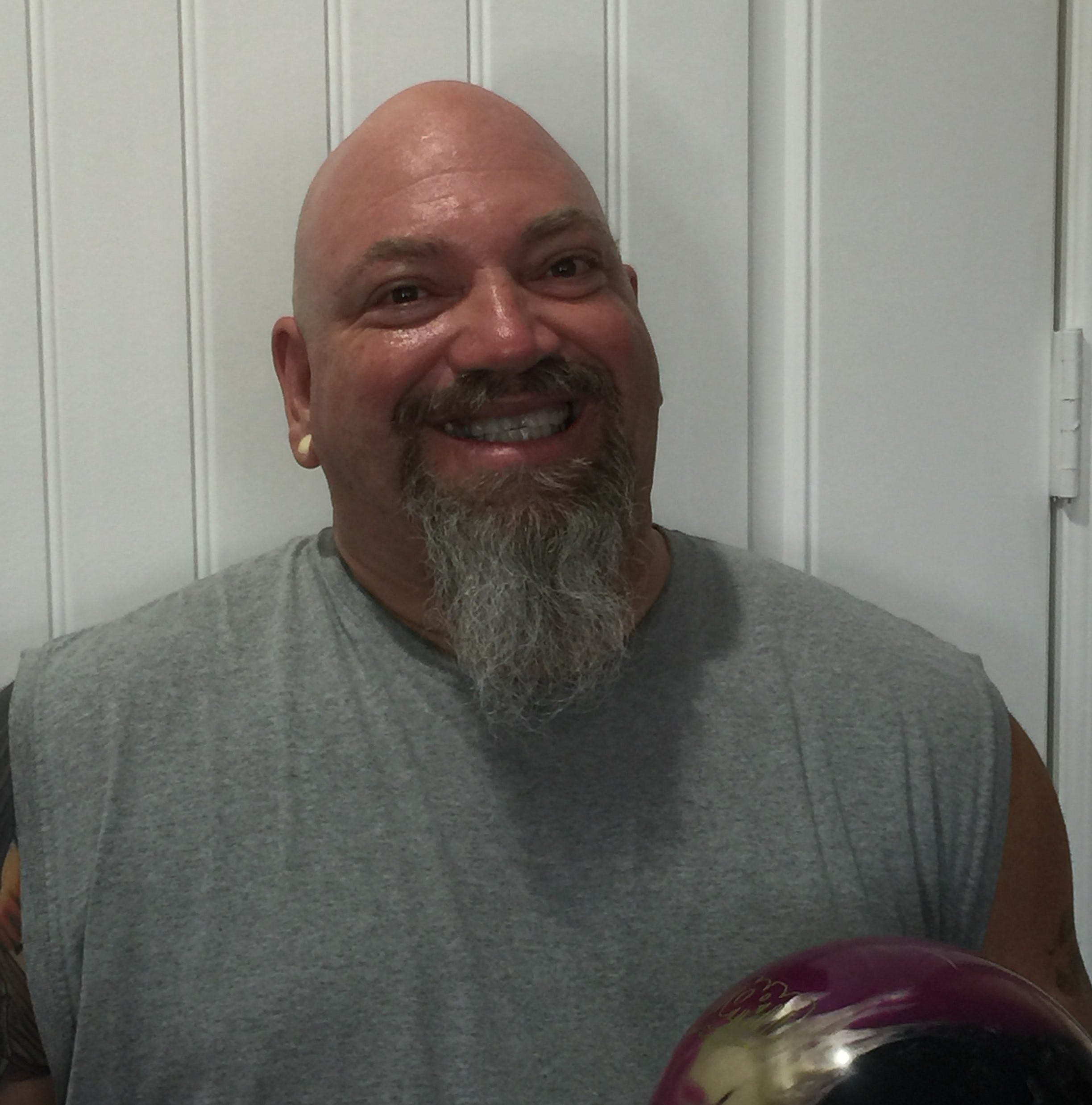 Retired corrections officer scorches the lanes in Mesquite bowling action
