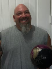 Mike Saldivar rolled a season-best 662 series in Mesquite bowling action last week.