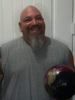 Mike Saldivar rolled a season-best 662 series in Mesquite bowling action last week.