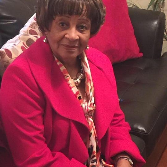 Doretha Mungen, member of Leon County Charmettes