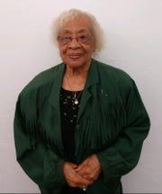 Bettye Stevens, member of Leon County Charmettes
