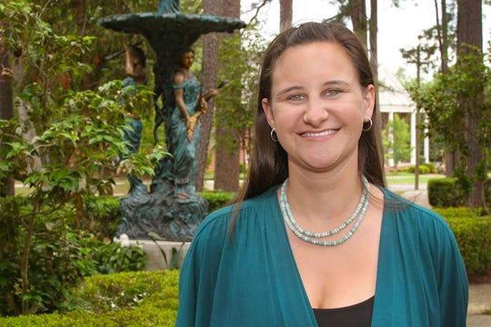 Elizabeth Swiman, director of FSU Sustainable Campus
