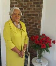 Mae Jackson, member of Leon County Charmettes
