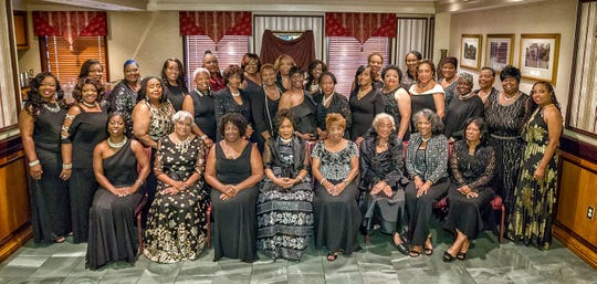 On Feb. 23, the Leon County Chapter of The Charmettes celebrates its 50th anniversary.