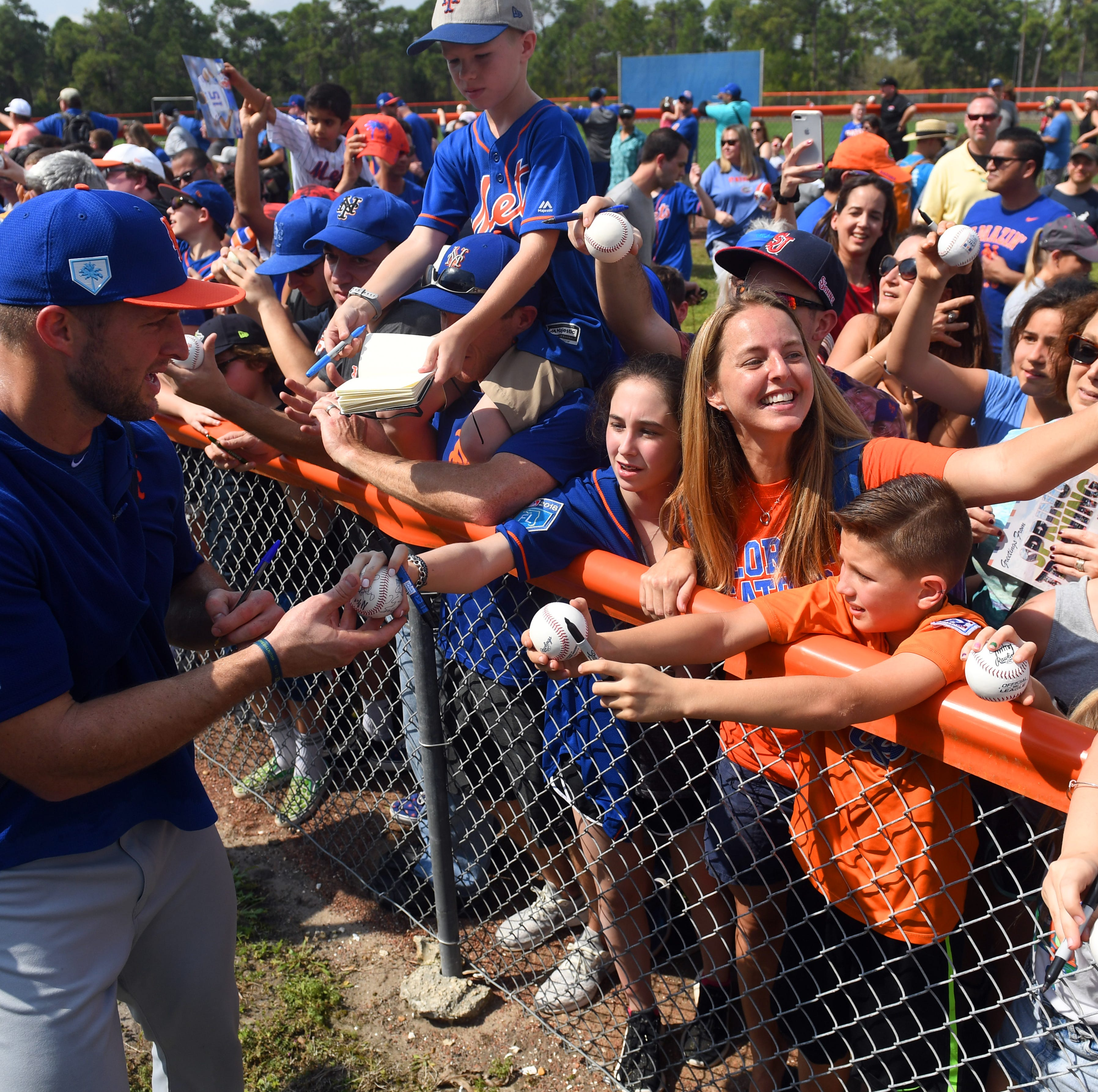 Mets expect big crowd for first spring training game of 2019 season