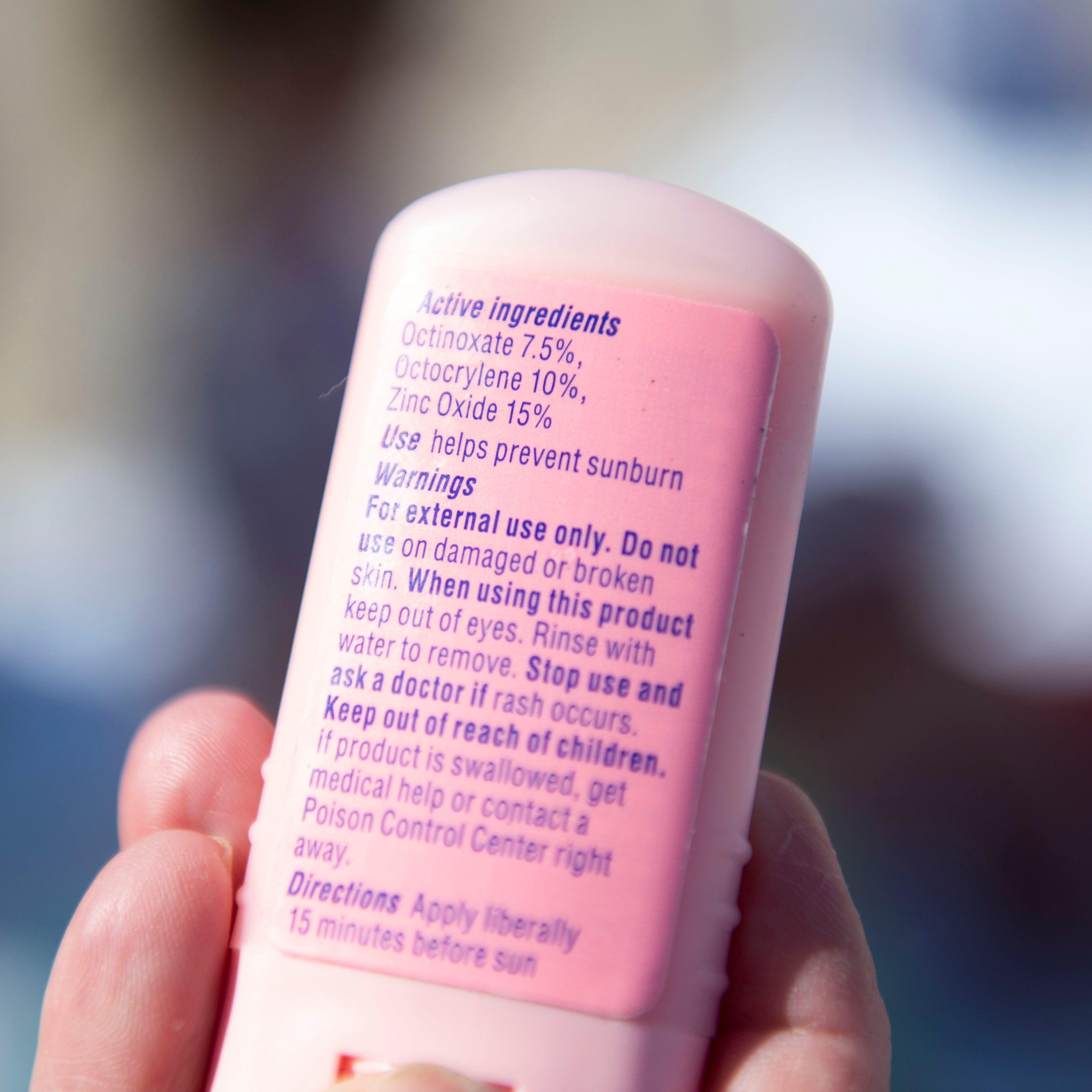 Florida bill would ban sunscreens with oxybenzone and octinoxate, like Hawaii and Key West