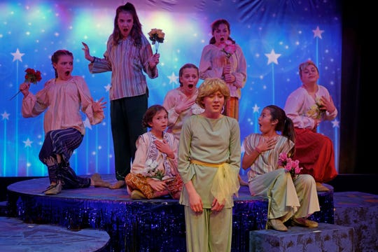 "The Therapeutic Recreation Unit and the Young Artists Ensemble combine to present ""The Little Prince"" at the  Hillcrest Center for the Arts in Thousand Oaks."